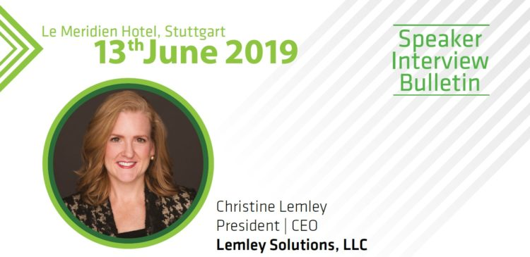 Christine Lemley Lemley Solutions