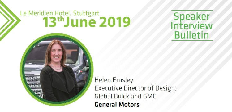 Helen Emsley General Motors